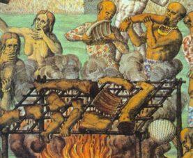 Бун Хелм: темная история каннибализма