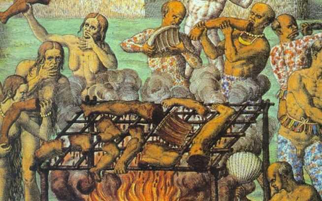 Бун Хелм: темная история каннибализма.