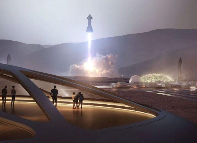 SpaceX - переселение: как все будет происходить?
