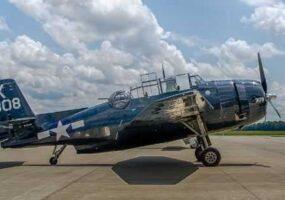 Самолет, пропавший в Бермудском треугольнике в 1945 году — вернулся!
