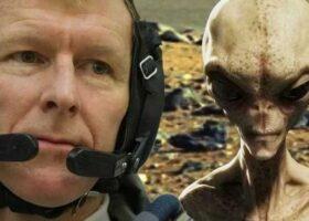 Астронавт Тим Пик: мы не единственный разумный вид во Вселенной