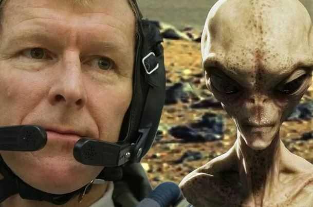 Астронавт Тим Пик: мы не единственный разумный вид во Вселенной.