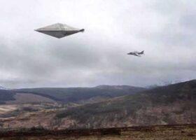 Тайна фотографии НЛО с инцидента в Кальвине