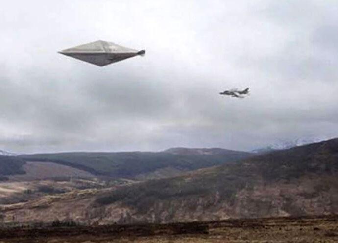 Тайна фотографии НЛО с инцидента в Кальвине.