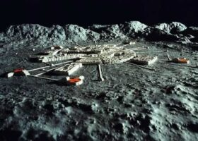 Джон Лир: на Луне есть цивилизации и огромные города и базы