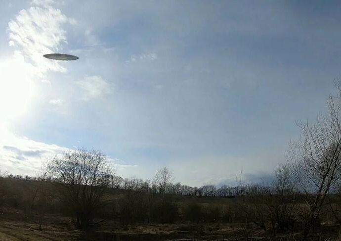 НЛО в Волгоградской области.