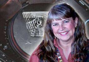 Ниара Айсли утверждает, что работала на секретной лунной базе