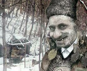 Мельница Ягодичи - дом Сербского вампира