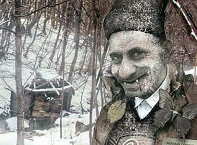 Мельница Ягодичи - дом Сербского вампира.