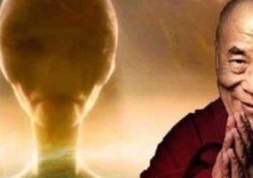Далай-лама: «посетители из других галактик такие же, как мы»