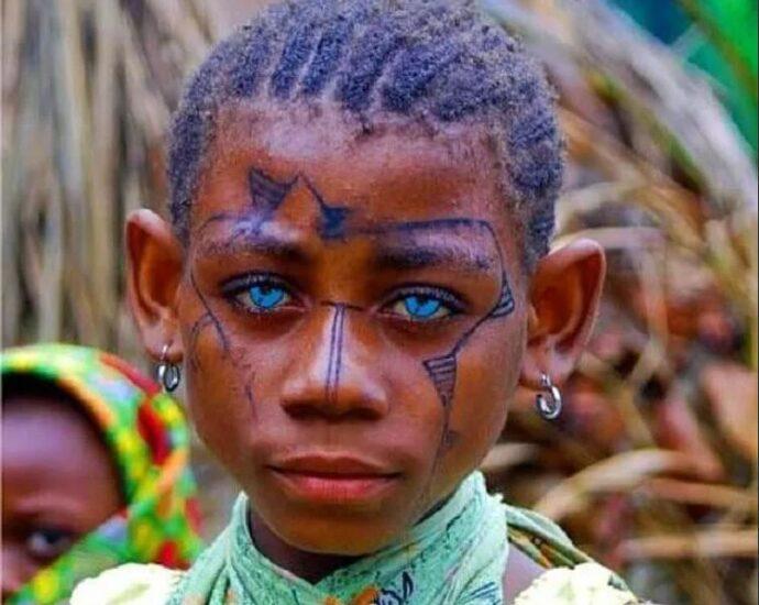 В ДНК Меланезийцев неизвестный ген - ген ануннаков?