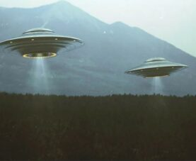 Случай с НЛО в Аталанти: в Греции появился флот НЛО