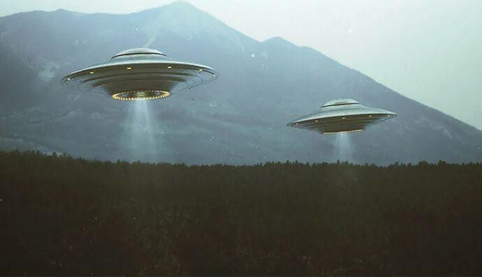 Случай с НЛО в Аталанти: в Греции появился флот НЛО.