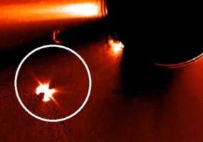 Солнце выпускает объект в 100 раз больше Земли