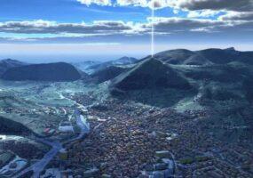 Резонанс Шумана: «гул Земли» и «световые столбы»