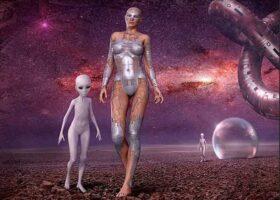 Саймон Паркс: инопланетяне хотят заселить Землю гибридами