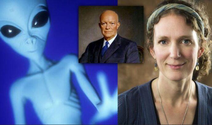 Л. М. Эйзенхауэр: «Рептилии не дают нам «проснуться»»