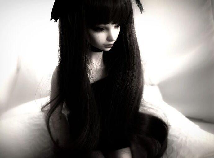 Кукла Наташа: ужасающая история о кукле-убийце.
