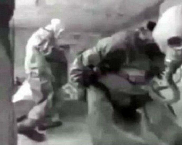 Проект ИСИДА: мумия в Египте, обнаруженная КГБ.