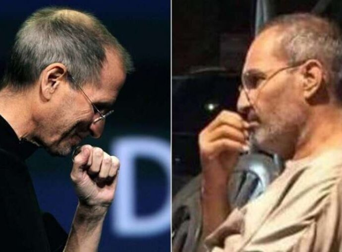 Стив Джобс жив и скрывается в Египте!