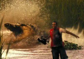 Крокодил Гюстав, съевший 300 человек, на свободе