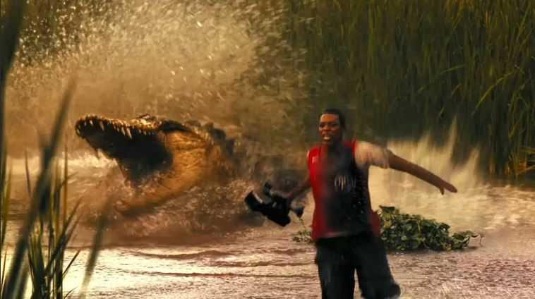 Крокодил Гюстав, съевший 300 человек, на свободе.