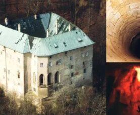 Замок Гоуска - настоящие врата в ад