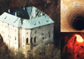 Замок Гоуска — настоящие врата в ад