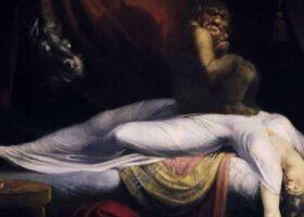 Сонный паралич, атаки извне, похищение пришельцами?