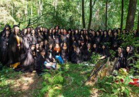 Ведьмы собираются провести ритуал против талибов