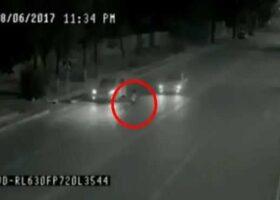 «Человек-призрак» спасает жизнь маленькой девочке