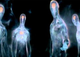 Светящиеся гуманоиды: встреча с инопланетянами в шахтах Тенерифе