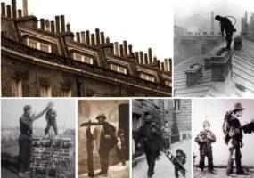 Дети трубочисты: жестокая судьба 4-х летних Лондонцев