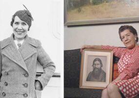 Мария Распутина: дочь Григория Распутина