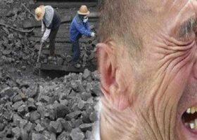 Шахтер найден живым после 17 лет подземелья