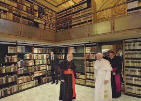 Русский ученый нашел рукописи об НЛО в секретных архивах Ватикана