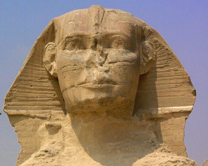 Нос фараона: почему у статуй фараонов сломаны носы?