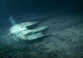 Балтийская аномалия: корабль «Сокол тысячелетия»?