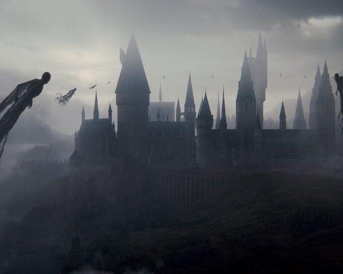 В небе США появились дементоры из Гарри Поттера.