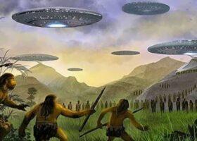История встречи с потомком древних пришельцев