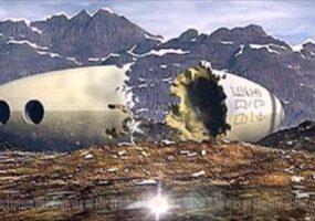 Крушение НЛО, в горах Тянь-Шаня в Кыргызстане. часть 1