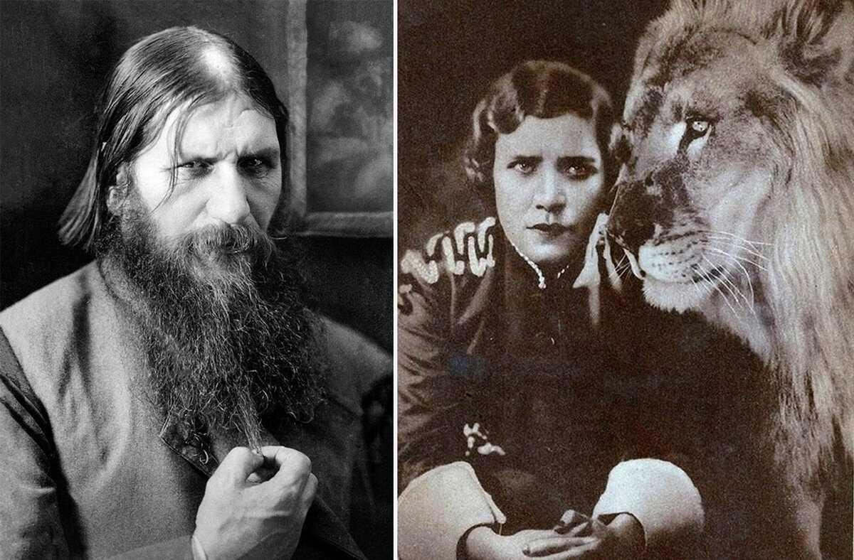 Из дворца - в кабаре: как сложилась жизнь дочери Григория Распутина.