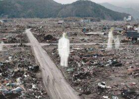 Цунами в Японии: люди видят призраков и духов спустя 10 лет