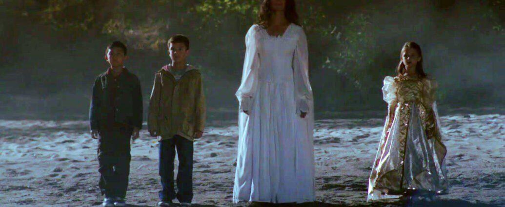 Ла Йорона: призрак в Колумбии попал на видео.