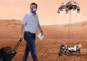 «Наследники Марса» подали в суд на НАСА за исследования без разрешения