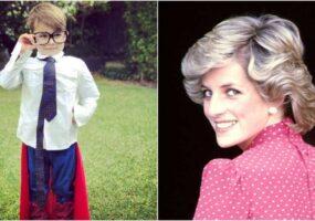 Реинкарнация леди Ди: история маленького Билла