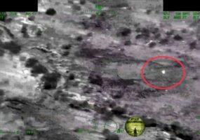 Видео НЛО: опубликованное Департаментом безопасности США