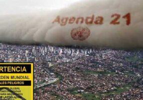 Повестка дня на XXI век: ООН манипулирует небом и временем