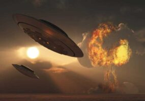Ядерное оружие под контролем инопланетян, утверждает офицер ВВС США